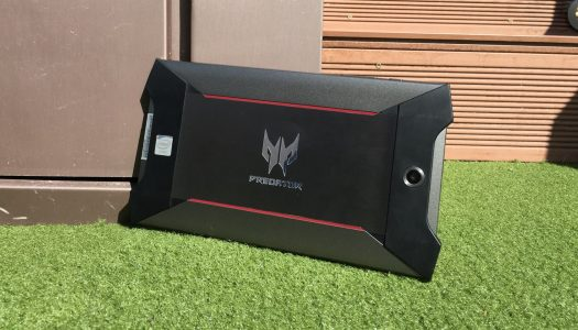 First look at Acer's Predator 8 Android gaming tablet (Video)