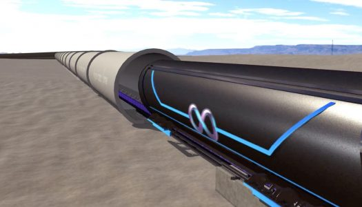 Thanks to Hyperloop, this is what high-speed travel will look like