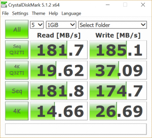 istorage-diskashur-pro-ssd-windows-speed-test