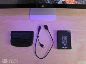 istorage-diskashur-pro-ssd-review-cable-pouch
