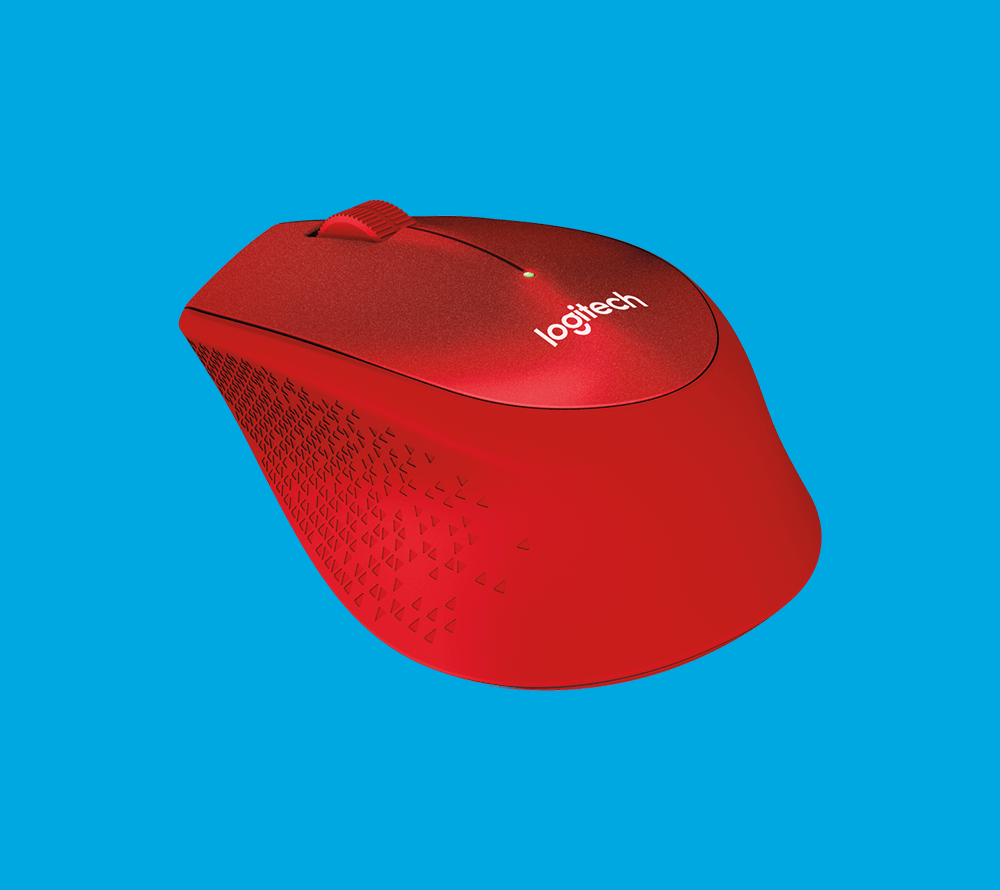 logitech-m330-silent-plus-red