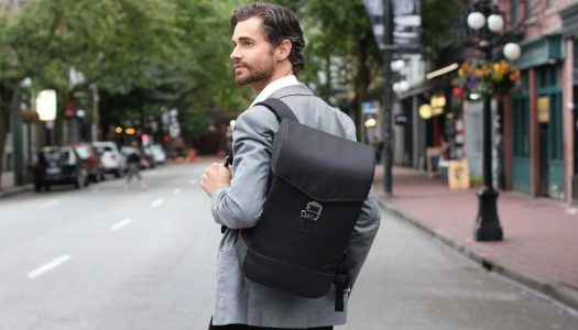 These solar powered bags will keep you charged on the go