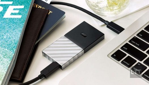 My Passport SSD from WD: Fast data storage in your pocket
