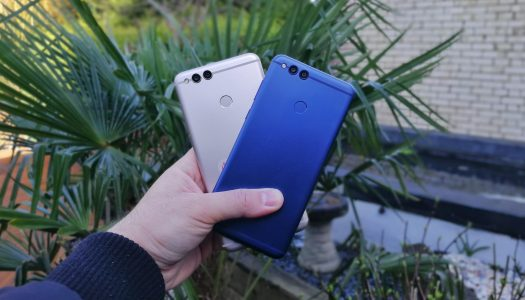 Honor 7X Android smartphone international giveaway