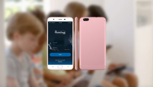 ThePhoneCloud PX1 smartphone protects children & gives parents control