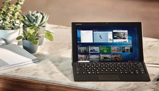 Microsoft's Windows 10 April 2018 update focuses on saving you time