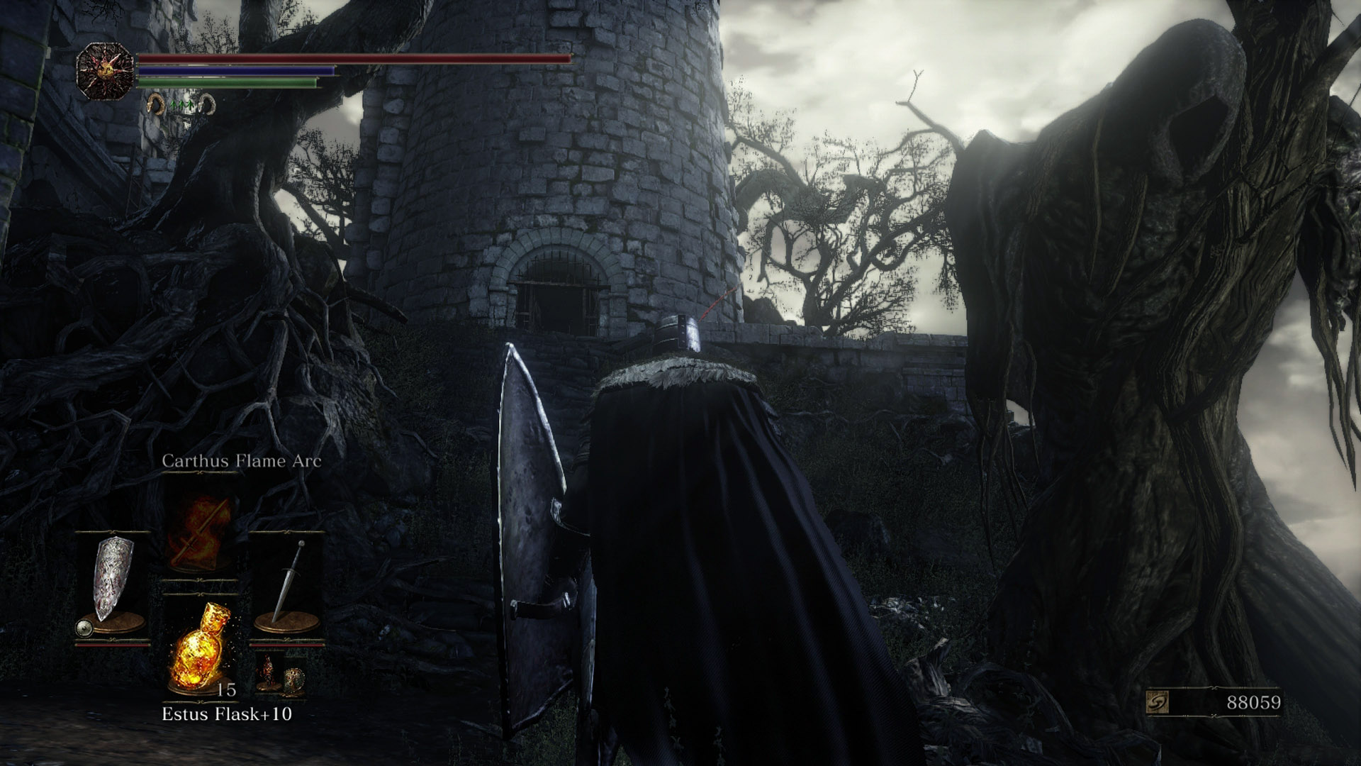 Dark Souls 3 Tower Gate