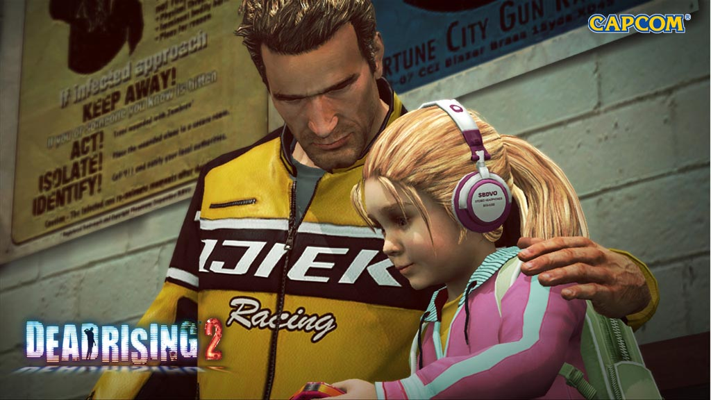 Dead Rising Chuck and Katey