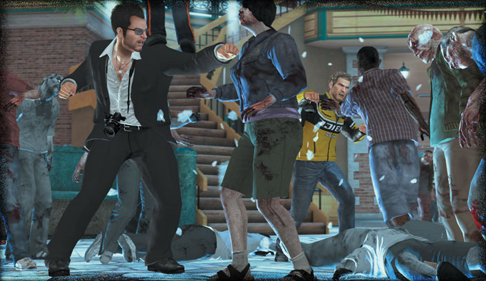 Dead Rising Punching Time!