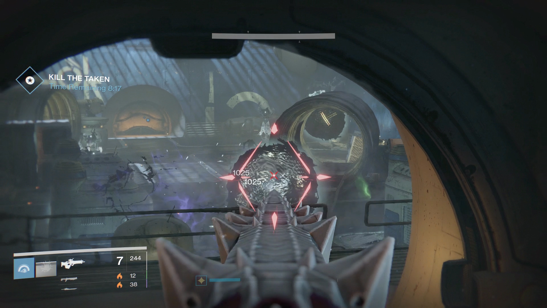 Destiny Room 2 Blight Bombs