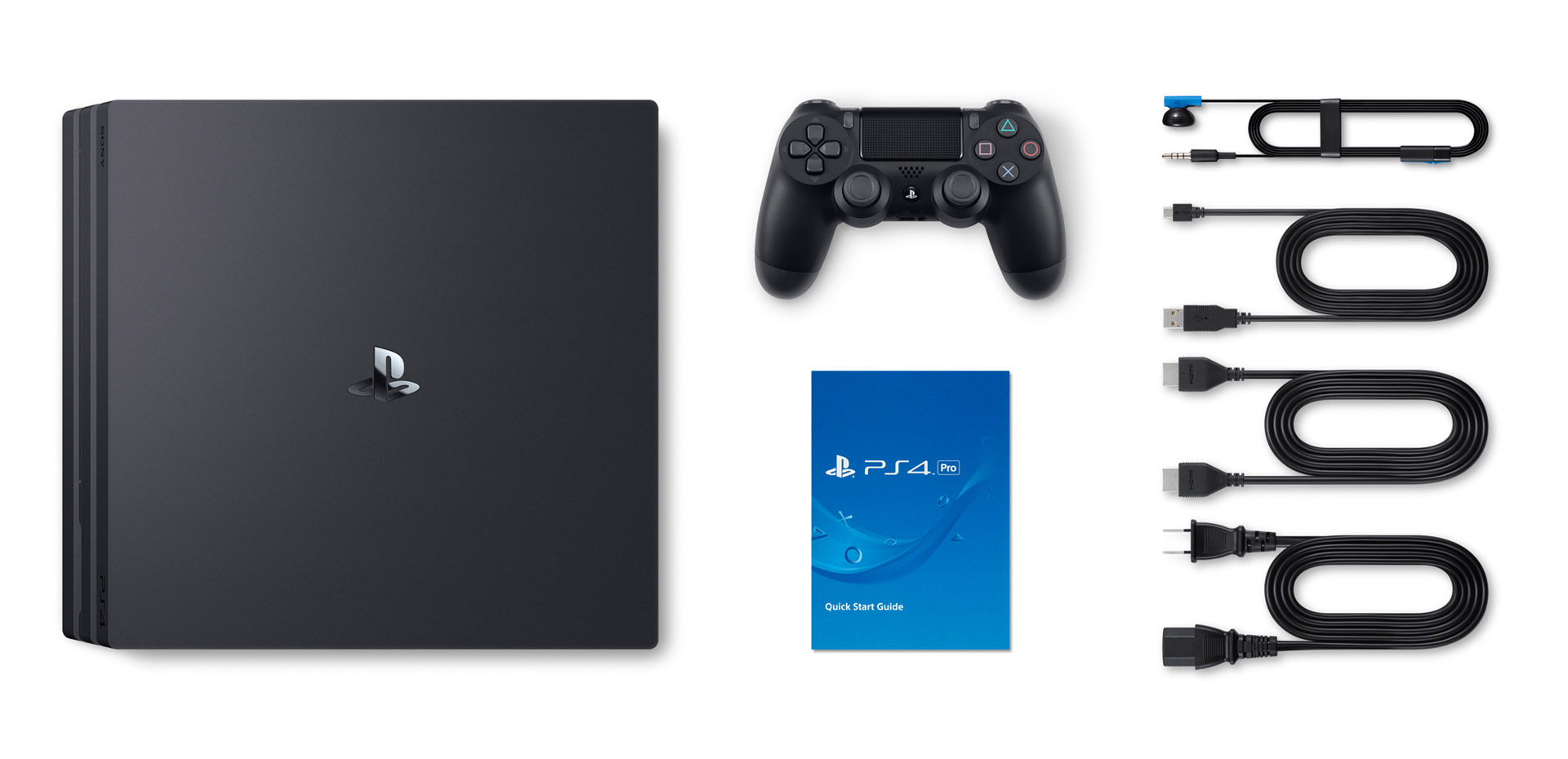 PlayStation 4 Pro Content