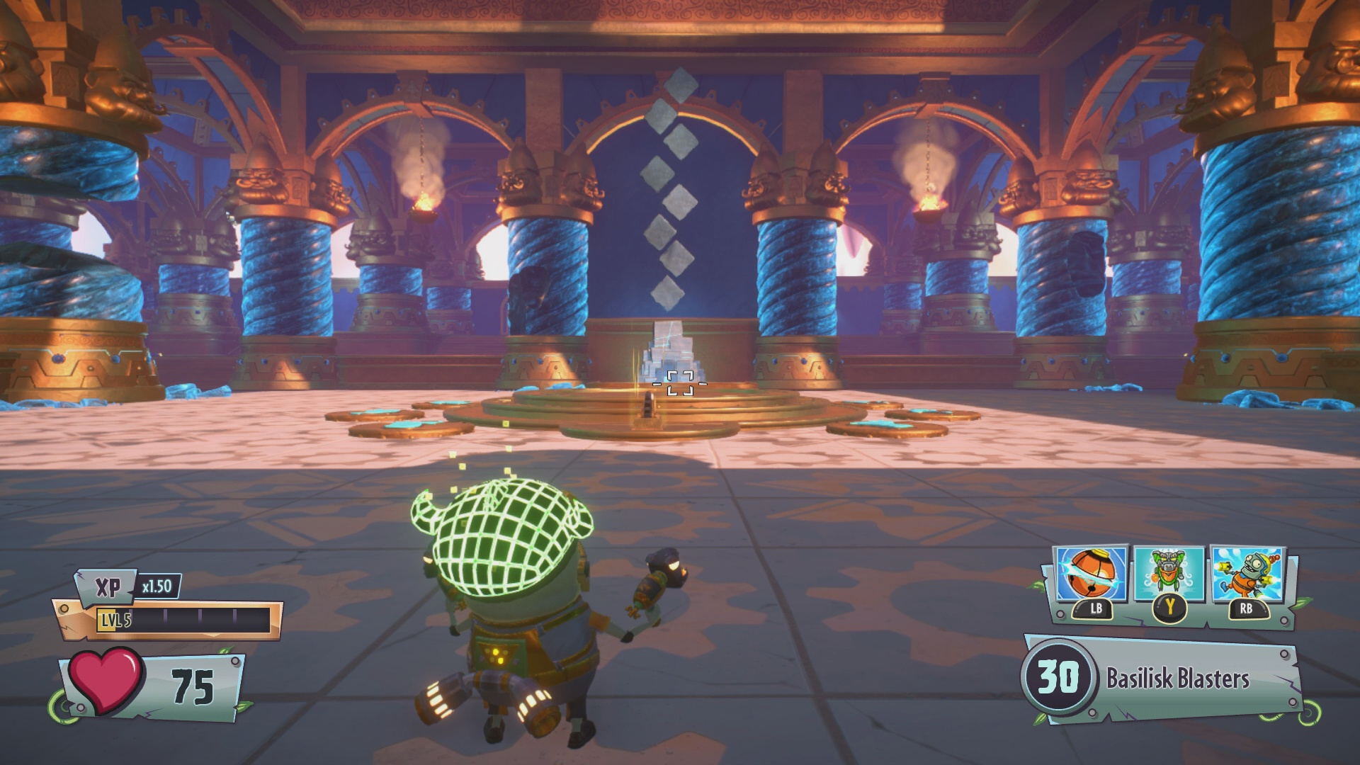 How To Solve The Trials Of Gnomus Lever Puzzle In Pvz Garden Warfare 2 Levelcamp Guides