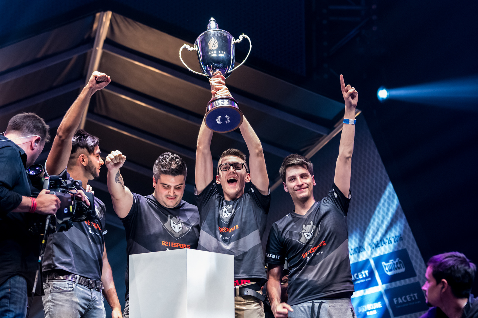 G2 triumphed in London, but will they make it to Anaheim?