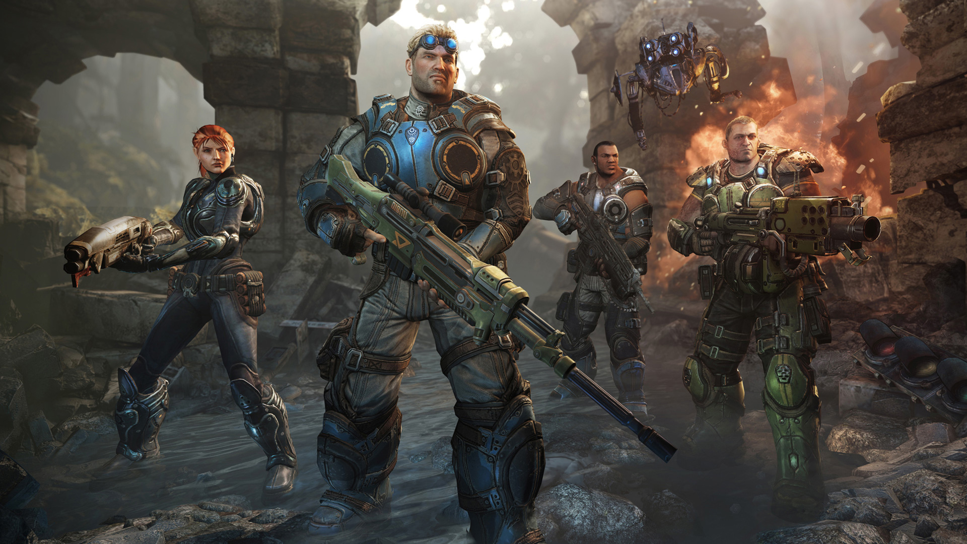 Gears of War is being made into a film by Universal Pictures.