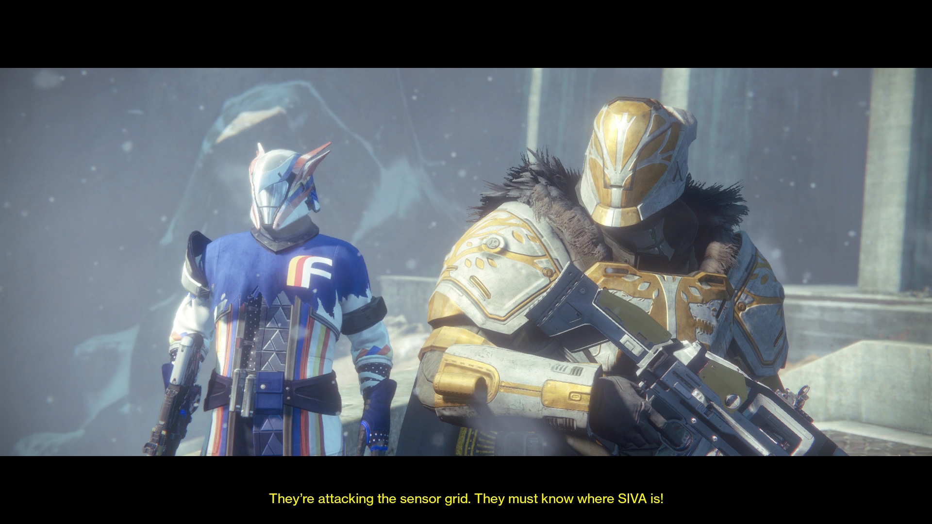 Lord Saladin knows... something