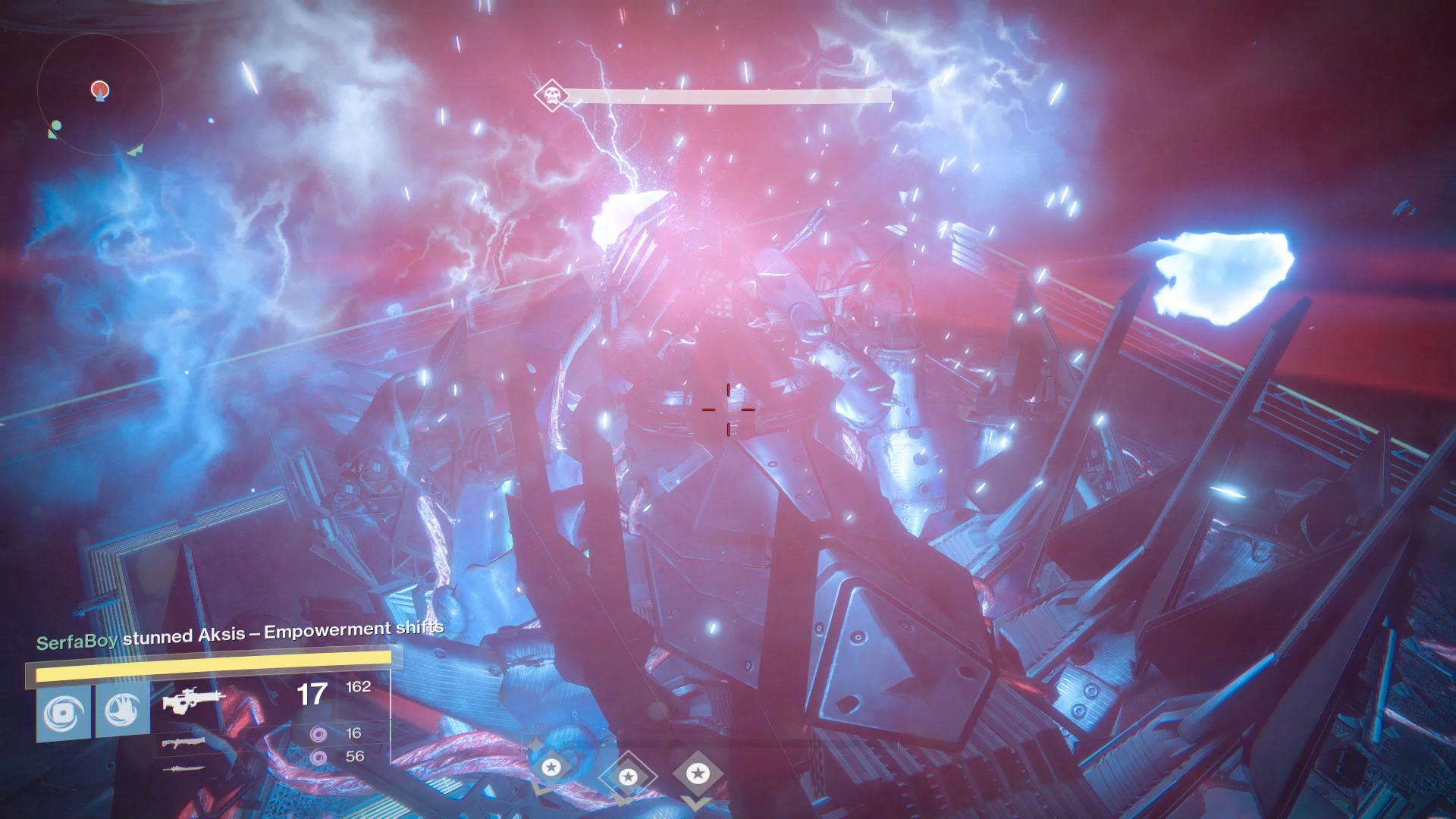 Slam Aksis to Stun Him