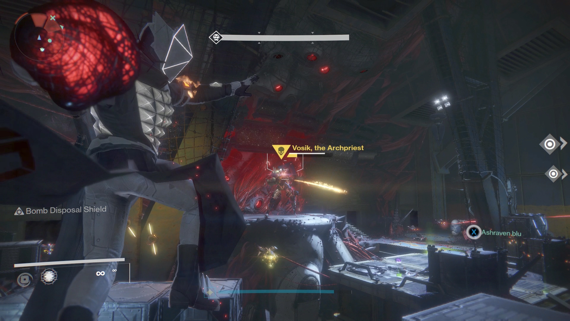 Throw SIVA Charge