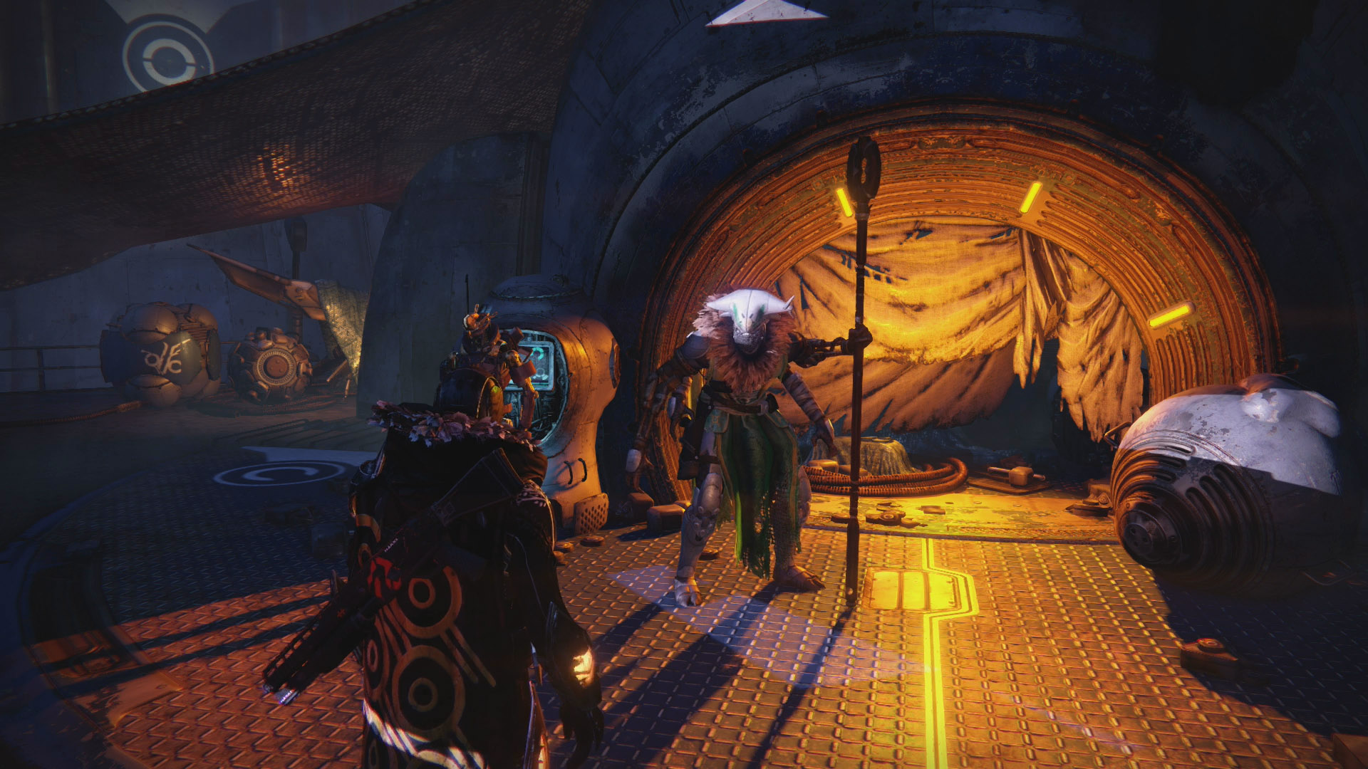 Visit Variks to obtain the At the Gates quest, or buy the Dreadfang Sword directly.
