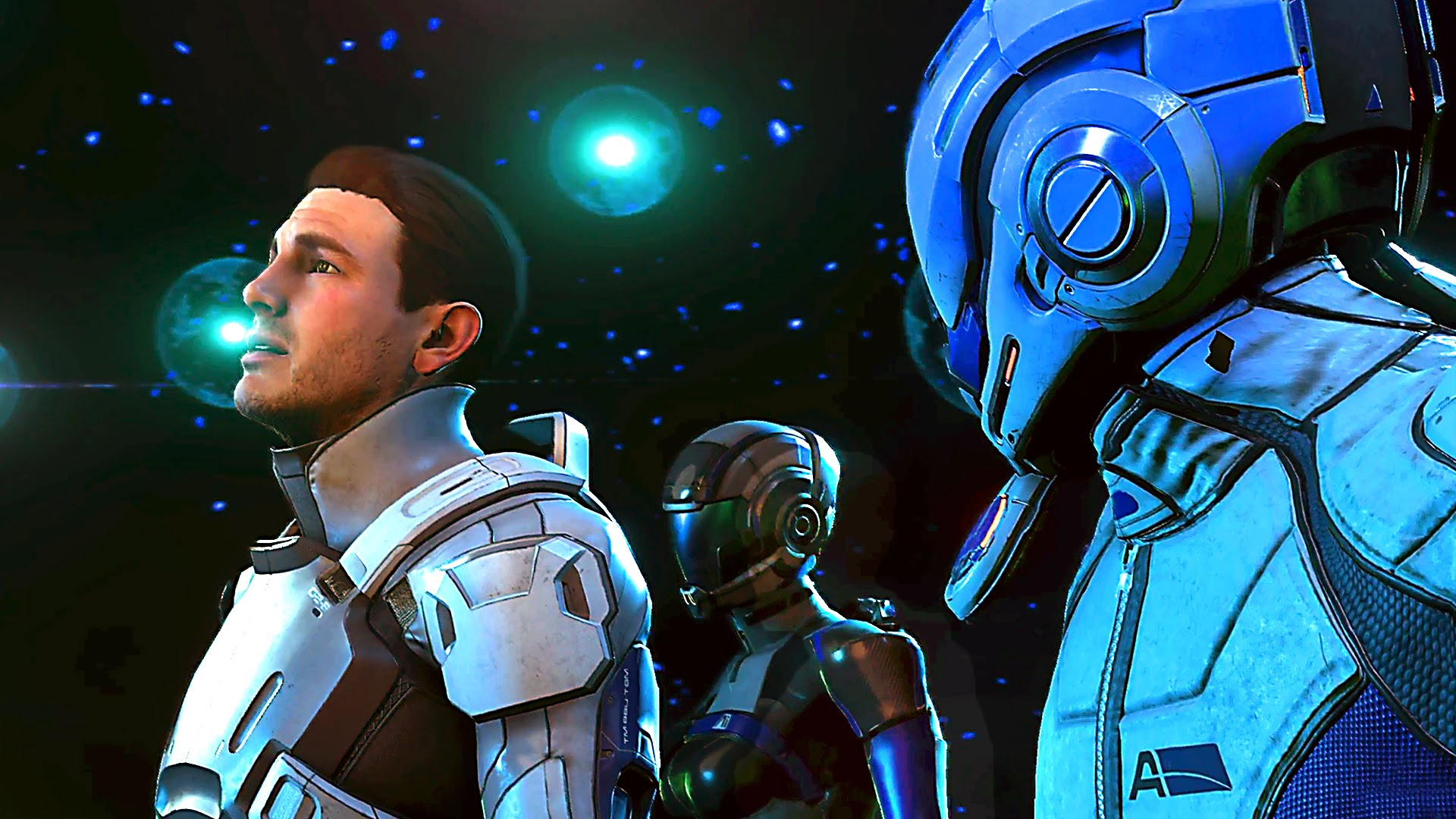 Dark Horse announces Mass Effect: Discovery and Dragon Age: Errant Knight.