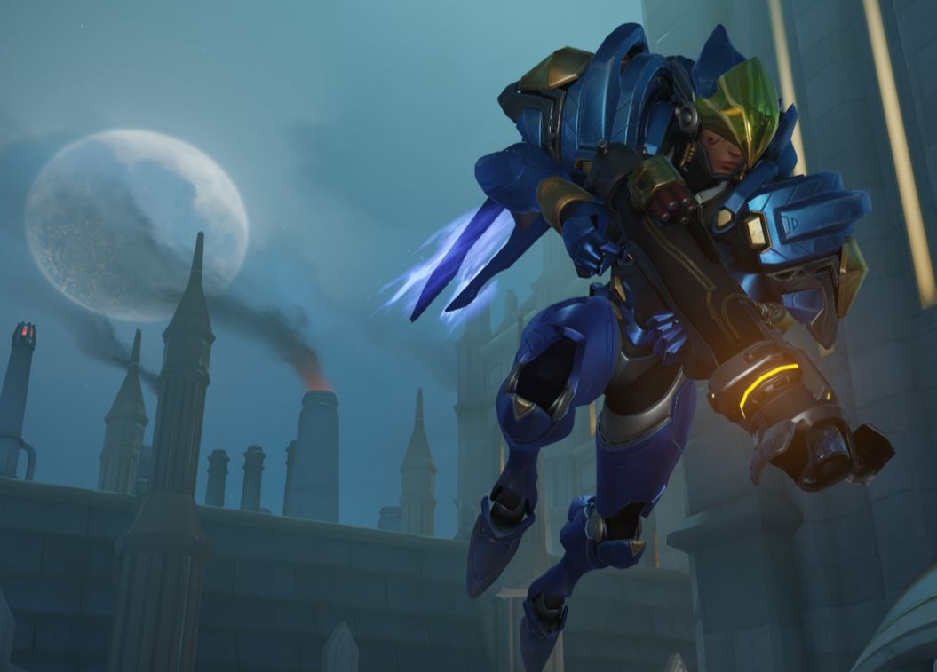 You won't have to go Pharah to find Overwatch VODs. (Sorrynotsorry.)
