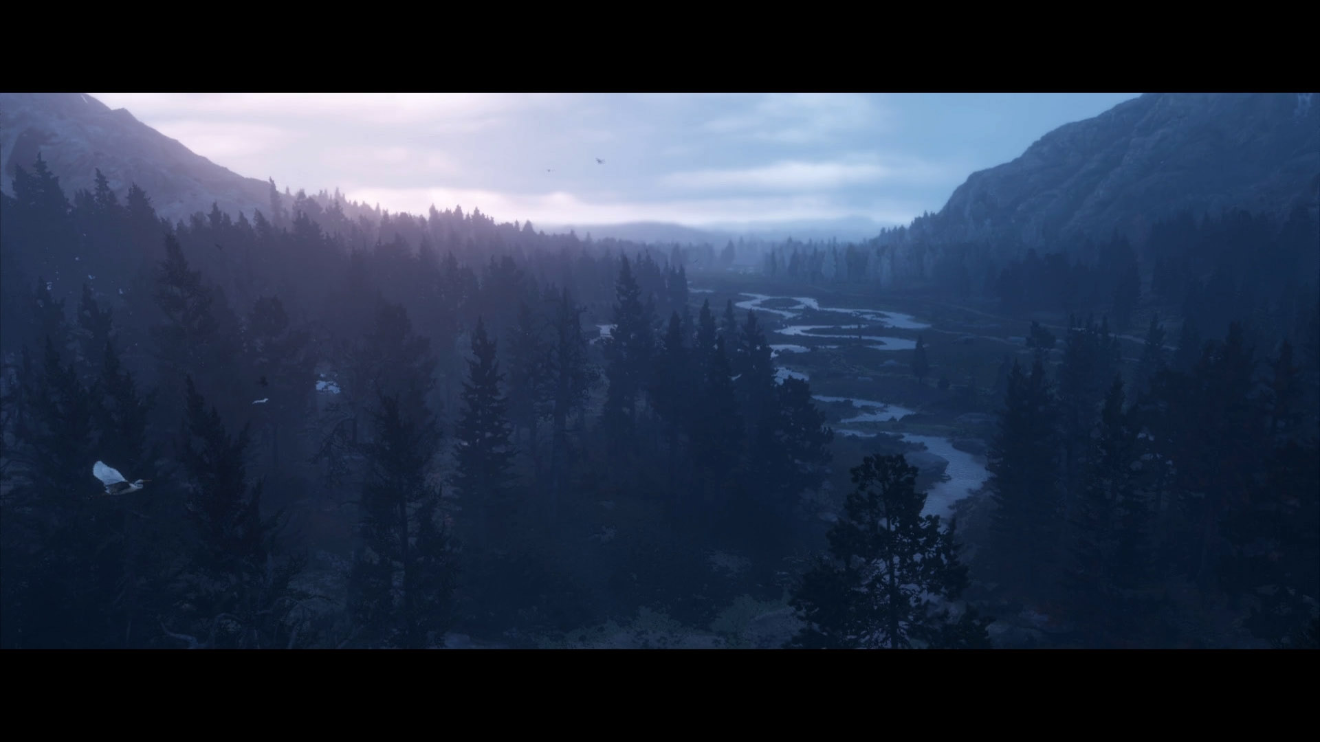 With scenery like this, we're prepared to beg Rockstar for a PC version.