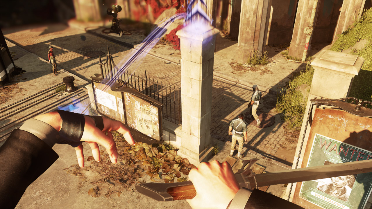 Finding unique routes through a game is part of the fun of speedrunning, and Dishonored 2 makes it more interesting with its array of abilities.