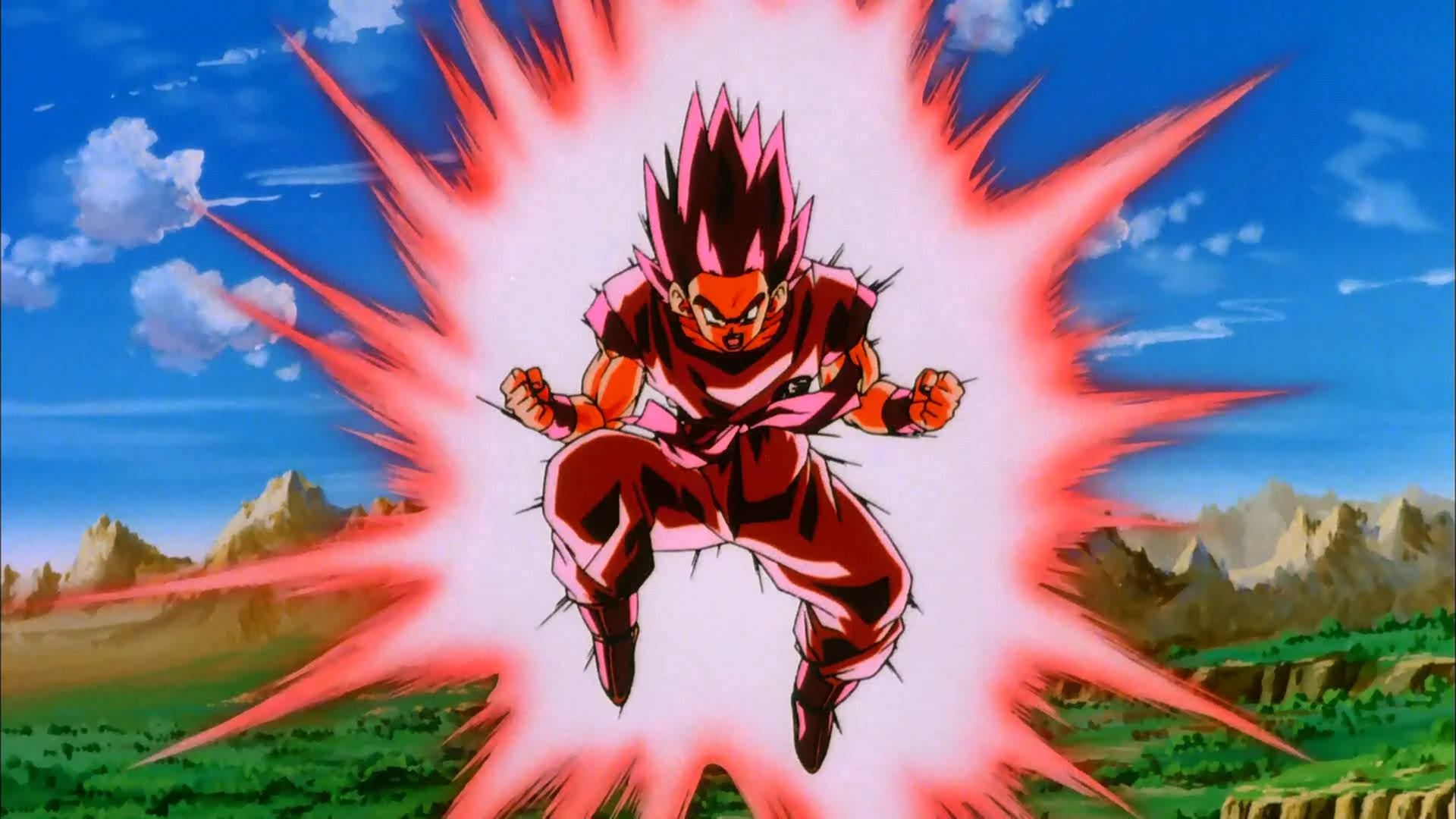 The Kaioken transformation, while not the strongest, definitely adds an interesting change to combat
