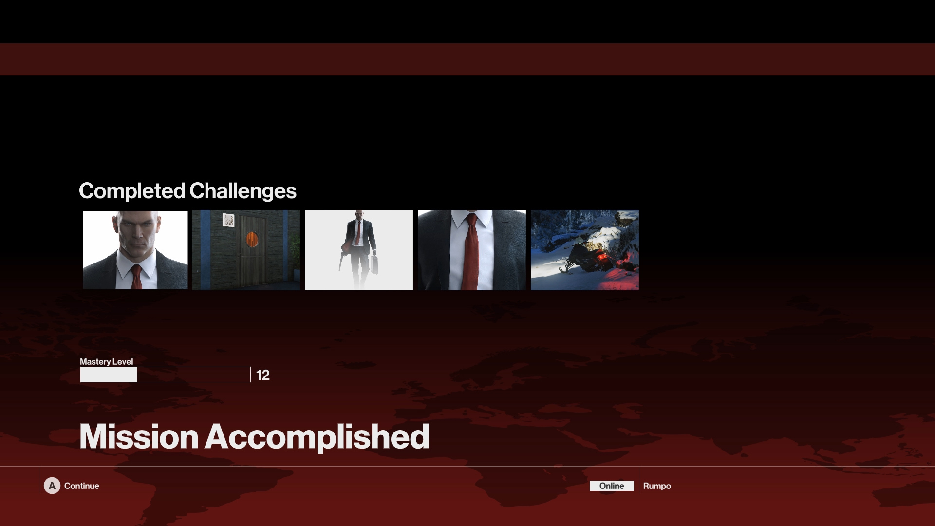 If you followed this guide, you should have completed Silent Assassin, Suit Only in about 4 minutes and 30 seconds.