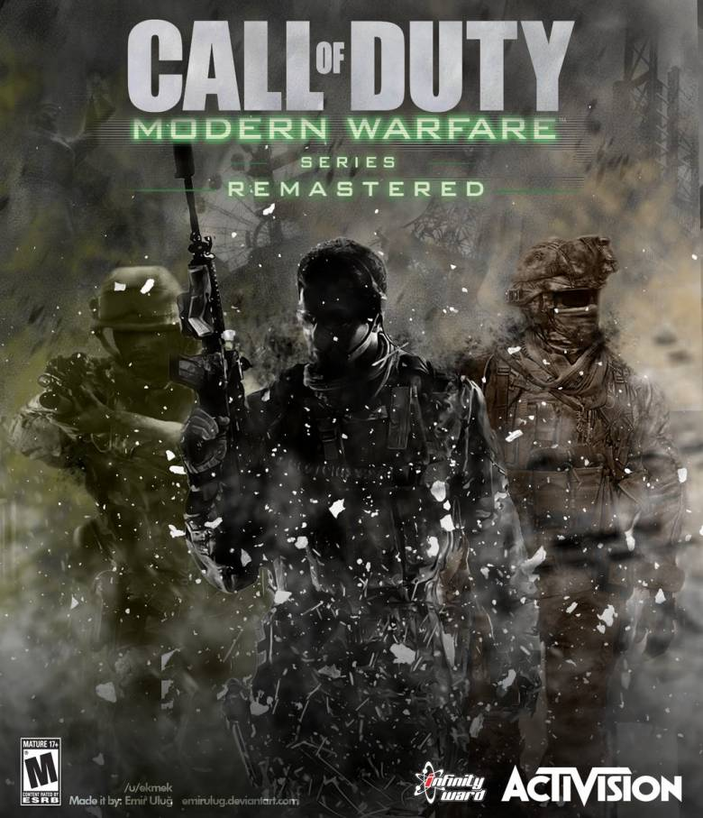 Activision Planning To Release Modern Warfare 2 Remastered