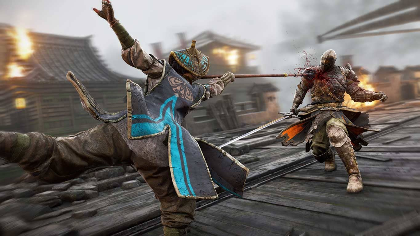 For Honor Nobushi Guide Movesets Combos Feats