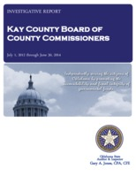 Kay County Audit
