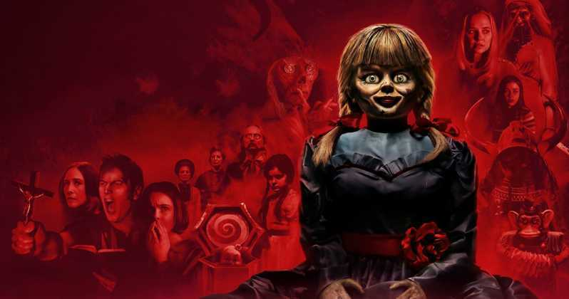 Review: ANNABELLE COMES HOME is funny, scary, and spiritual