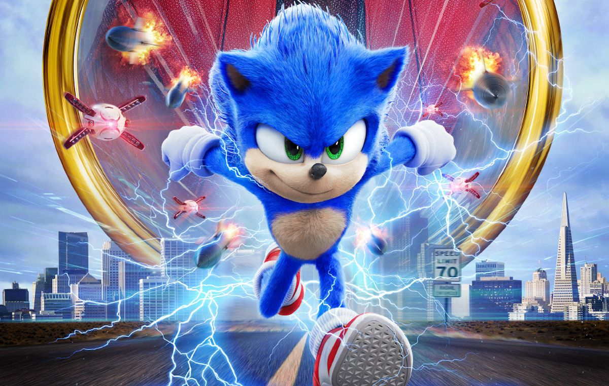 review sonic the hedgehog is fun for the whole family review sonic the hedgehog is fun for