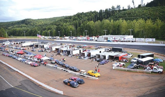 Saturday night was the season opener for racing at the newly asphalted Lonesome Pine Raceway. PHOTO BY KELLEY PEARSON