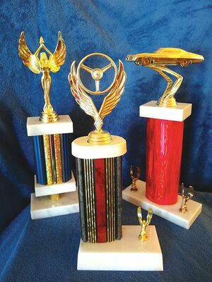 Various trophies will be awarded by the Laurels staff and residents, the LPSHC board and the Dan'l Boone Car Club.