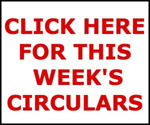 Weekly Circulars Redirect