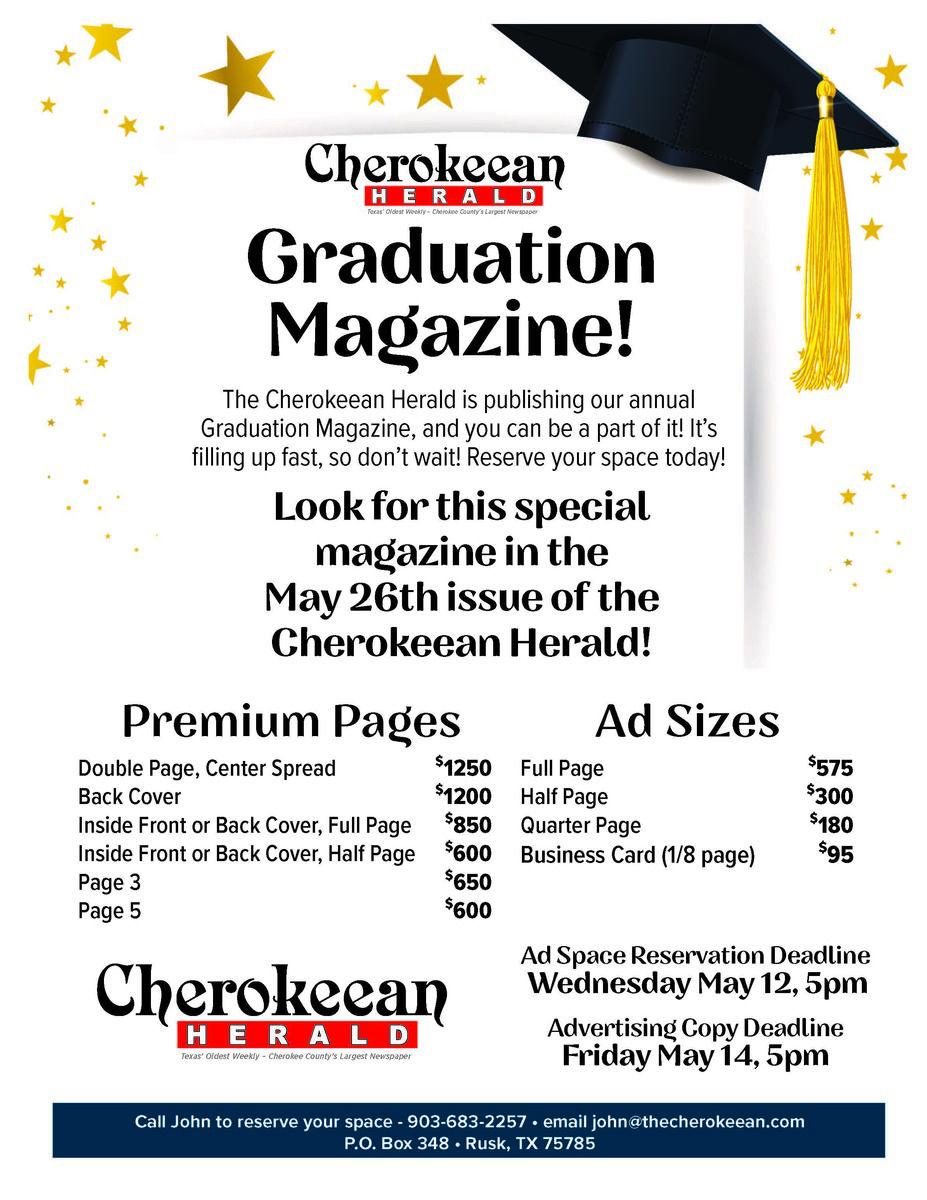2021 Graduation Magazine