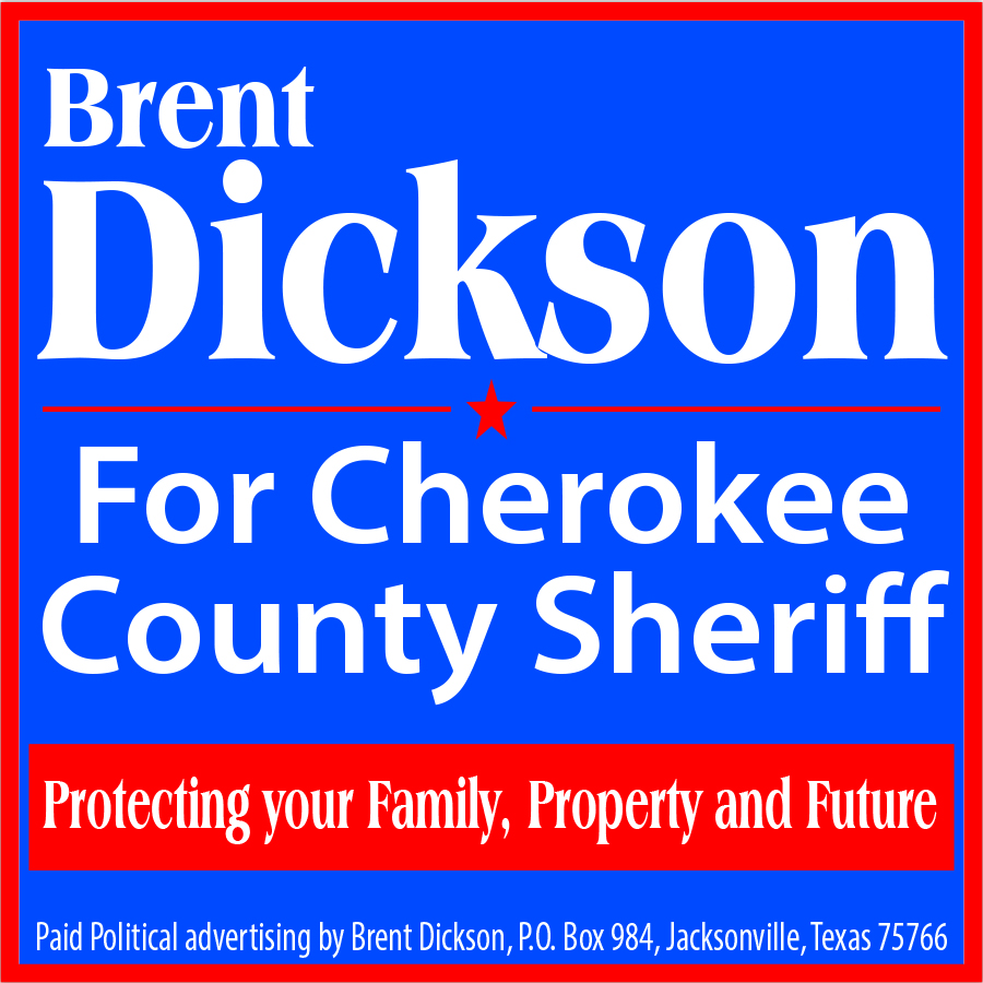 Brent Dickson Sticker
