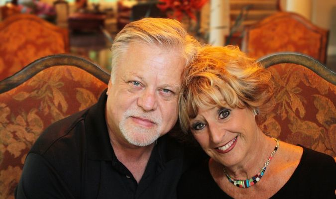 "Well-known East Texas actors Brad Maule and Rhonda Plymate Simmons will be featured in a reading of A.R. Gurney's ""Love Letters"" at 7:30 p.m. Friday, Sept. 9, in W.M. Turner Auditorium on the SFA campus. Photo by Miguel Maymi"