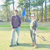 "Caleb Reid of Montgomery recently shot his first hole-in-one at Birmingham Forest Golf Club. Caleb, a senior at Montgomery High School who said he has only played golf ""about seven times,"" achieved the feat with a 9-iron on the 112-yard hole #6. Witnesses were Ethan Reid and Betty Marcontell."