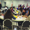 The Jacksonville Chamber of Commerce's Adopt-A-School Committee hosted the 13th Annual Job Shadowing and Breakfast on Thursday, Feb. 2. Students experience firsthand what it would be like to work in a career they are considering.