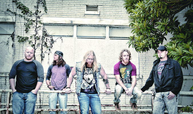 """East Texas band Blacktop Mojo will open for Bon Jovi Thursday night at the American Airlines Center in Dallas as part of Bon Jovi's """"This House is not for Sale"""" tour. Two members of the band, Matt James (Friederich) and Kenneth Irwin, are from Rusk."""