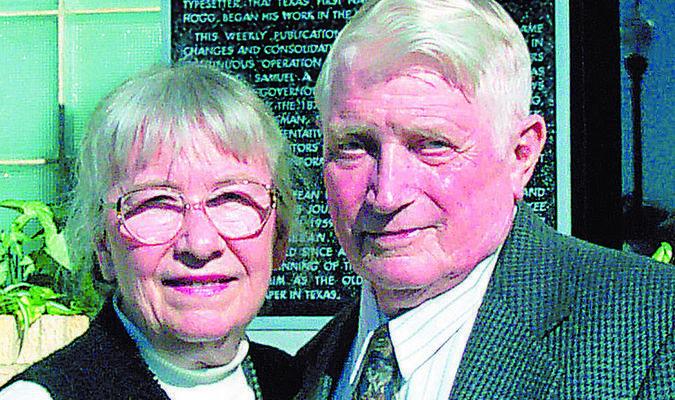 Marie and Emmett Whitehead