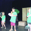 From left, Kaydance Davenport, Terrius Aldridge and Jordyn Herring perform during last year's Thespians 'N Training (TNT) event. Registration for this year's camps continue until July 14. There are still spots available for those in grades 7-12. For more information, visit www.cherokeetheatre.net or call (903) 683-2131.