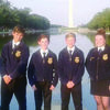 Recently, four Rusk FFA members attended the annual FFA Washington Leadership Conference in Washington, D.C. Representing Rusk were Jett Jenkins, Judson West, Elijah Russell and Emmy Shaw. They were accompanied by Ag teacher Andy Tiner.