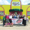 The Jacksonville Chamber of Commerce held a ribbon cutting at Los Regios Mexican Restaurant October 2. Los Regios, formerly known as Don Felix, is located at 517 E. Rusk St. in Jacksonville. They now offer a new menu and food. For more information, call (903) 339-6611.