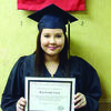 The Jacksonville Literacy Council congratulates Kayleigh Cain upon earning her GED in February 2018 through the literacy program. She plans to enroll in summer school at Tyler Junior College. Free GED classes are offered to the public at 215-A E. Commerce, Jacksonville. Call (903)586-6125 for more information from program director Nancy Sonntag.