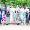 Rusk Promise Scholars pictured front row from left are Evelin Velasco, Cassi Fletcher, Estella Lopez, Amy Collins, Esmeralda Perez, Cassie Weiss, Sommer May, Brylee Teichman, Jazzimine Crist and Christian Coutee. Pictured on the second row are Waylon Turner, Jim Colby, Chad Jeffrey, Hayden Helm, Mark Mitchell and Brandon McClure.