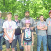 Courtesy Photo The Wells FFA Booster Club recently held their annual bow shoot on Mt. Hope Cemetery Road in Wells to help raise funds for the Wells FFA chapter. Pictured left to right are event participants and winners William Hunt, Christopher Dean, Craig Yates, Robert Matthews, Sasha Matthews, Joseph Tarrant and Bronson Tarrant. The next event is scheduled for September 2018.