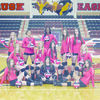 The 2018 Lady Eagle varsity volleyball team is, front row, left to right, Madi Davlin, senior, defensive specialist; Addison Norton, senior, libero; and Jaylei Wick, junior, setter. Middle row, Kailee Milsap, junior, right side hitter and setter; Lauren Boudreaux, junior, right side hitter; Haley Hancock, junior, setter; and Mary Fletcher, senior, defensive specialist. Back row, Grace Young, junior, right side hitter; Kaycee Johnson, freshman, middle blocker and middle hitter; Jamyah Anderson, junior, middle blocker and middle hitter; Jillian West, senior, middle hitter; and Merle Beeson, senior, outside hitter.  The Lady Eagles played at home on Wednesday, Aug. 21 against Nachogdoches. The team went into that game with a two win streak.